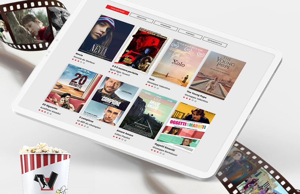agacom agence de communication a luxembourg campagne festival du film italien 3