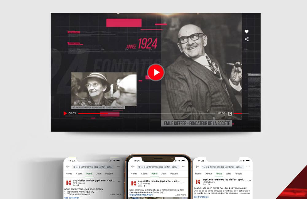 Agacom | Agence de communication Luxembourg | APKO